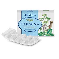 CARMINA CARBONE 24 CAPSULE VEGETALI 12 G