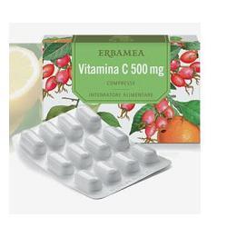 VITAMINA C 500 CAPSULE