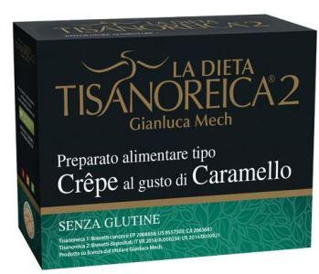 CREPE AL CARAMELLO 30GX4 CONFEZIONI TISANOREICA 2 BM