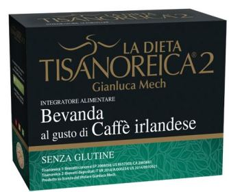 BEVANDA AL CAFFE' IRLANDESE 28GX4 CONFEZIONI TISANOREICA 2 BM