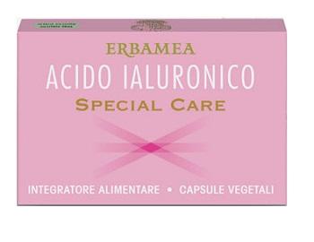 ACIDO IALURONICO SPECIAL CARE 24 CAPSULE VEGETALI