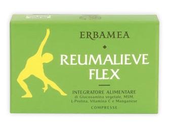 REUMALIEVE FLEX 30 COMPRESSE