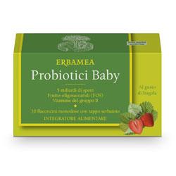 PROBIOTICI BABY 10 MILIARDI 10 FLACONCINI 100 ML