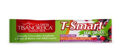 TISANOREICA STYLE BARRETTA T SMART FRUTTI DI BOSCO 35 G