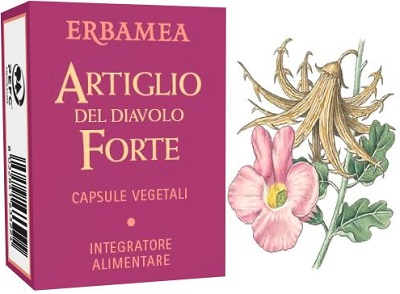 ARTIGLIO DEL DIAVOLO FORTE 36 CAPSULE
