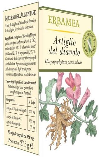 ARTIGLIO DEL DIAVOLO 50 OPERCOLI
