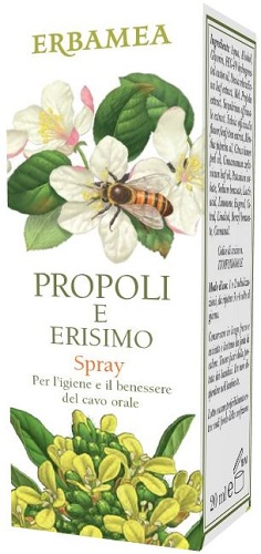 PROPOLI E ERISIMO SPRAY 20 ML