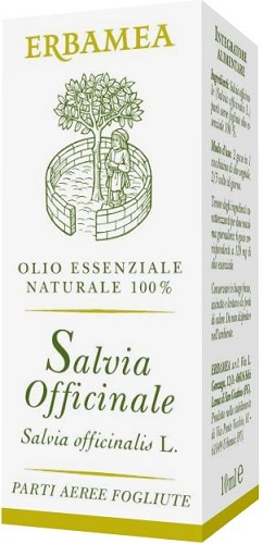 SALVIA OFFICINALE 10 ML