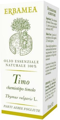 TIMO CHEMIOTIPO TIMOLO 10 ML