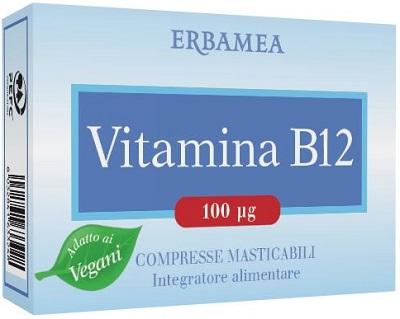 VITAMINA B12 90 COMPRESSE MASTICABILI