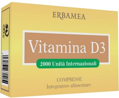 VITAMINA D3 90 COMPRESSE