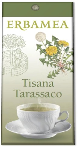 TISANA TARASSACO 100 G