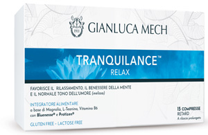 TRANQUILLANCE RELAX 15 COMPRESSE