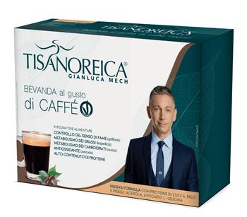 TISANOREICA BEVANDA CAFFE VEGAN 34 G X 4 2020