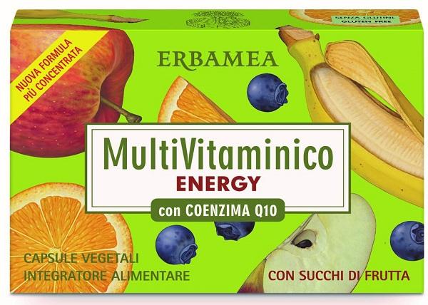 MULTIVITAMINICO ENERGIA CON COENZIMA Q10 24 COMPRESSE
