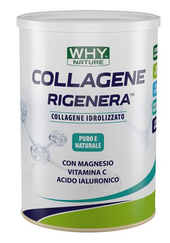 WHYNATURE COLLAGENE RIGENERA NEUTRO 330 G
