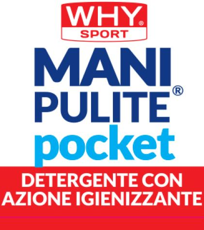 WHYSPORT MANI PULITE POCKET IGIENIZZANTE 25 ML